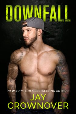 Cover Reveal: Downfall by Jay Crownover