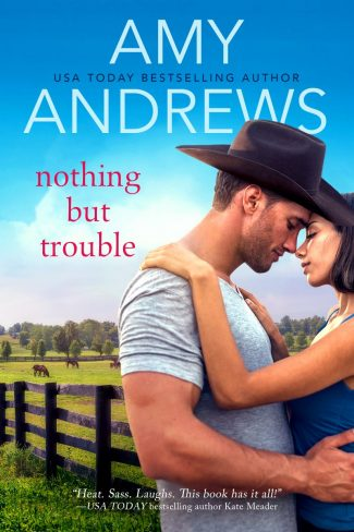 Release Day Blitz: Nothing But Trouble (Credence, Colorado #1) by Amy Andrews