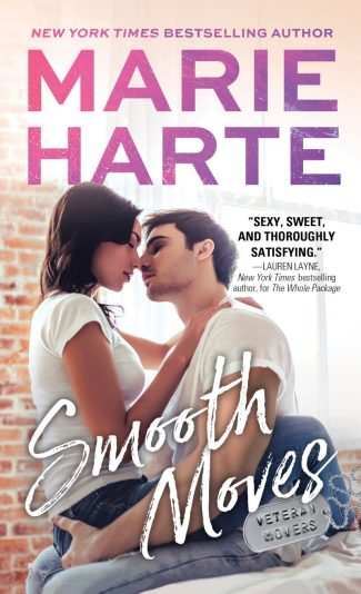 Release Day Blitz: Smooth Moves (Veteran Movers #2) by Marie Harte