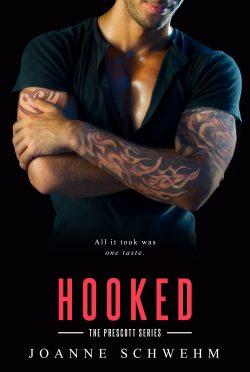Release Day Blitz: Hooked (Prescott #5) by Joanne Schwehm