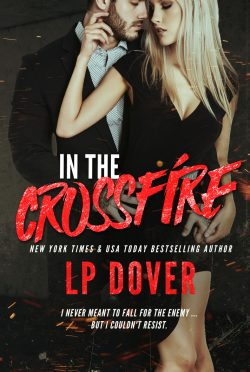 Release Day Blitz & Giveaway: In the Crossfire (Circle of Justice #4) by LP Dover