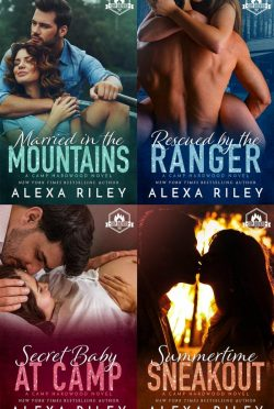 Series Cover Reveal: Camp Hardwood by Alexa Riley