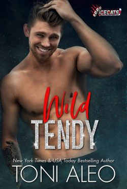 Cover Reveal: Wild Tendy (IceCats #2) by Toni Aleo