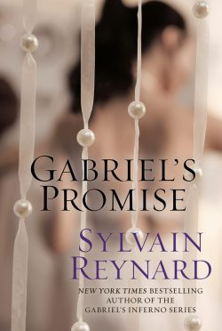Cover Reveal: Gabriel's Promise (Gabriel's Inferno #4) by Sylvain Reynard