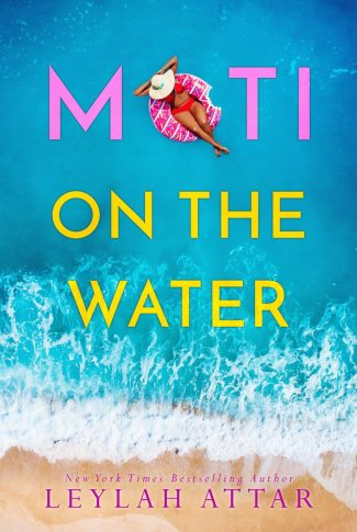 Cover Reveal: Moti on the Water by Leylah Attar