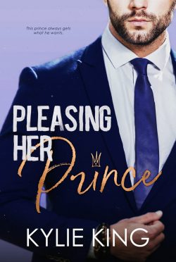 Cover Reveal: Pleasing Her Prince by Kylie King