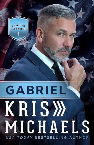 Cover Reveal: Gabriel (Guardian Defenders #1) by Kris Michaels