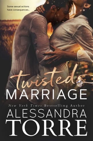 Cover Reveal: Twisted Marriage (Filthy Vows #2) by Alessandra Torre
