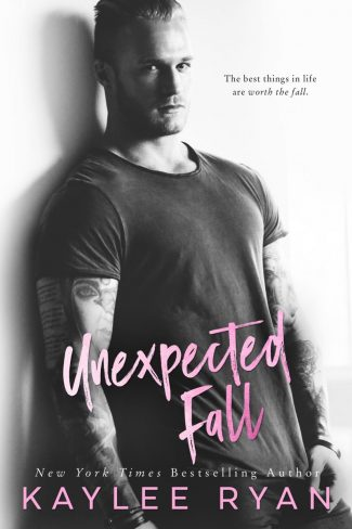 Cover Reveal: Unexpected Fall (Unexpected Arrivals #3) by Kaylee Ryan