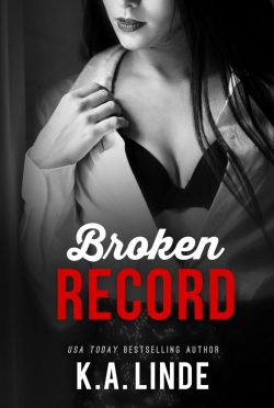 Cover Reveal: Broken Record (Record #5) by KA Linde