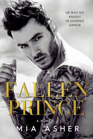 Cover Reveal: Fallen Prince (Fallen Kingdom Duet #1) by Mia Asher