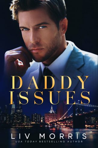 Cover Reveal: Daddy Issues by Liv Morris