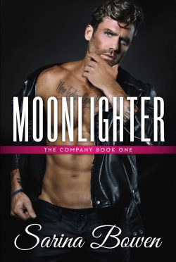 Cover Re-Reveal: Moonlighter (The Company #1) by Sarina Bowen