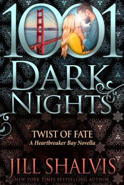Release Day Blitz: Twist of Fate (Heartbreaker Bay #8.5) by Jill Shalvis