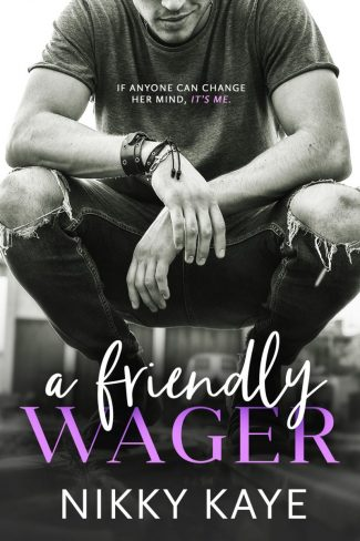 Release Day Blitz: A Friendly Wager by Nikky Kaye