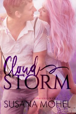 Cover Reveal: CloudStorm (The Perfect Storm #2) by Susana Mohel