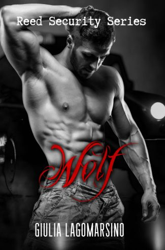Cover Reveal: Wolf (Reed Security #19) by Giulia Lagomarsino