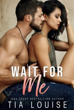 Cover Reveal: Wait for Me by Tia Louise