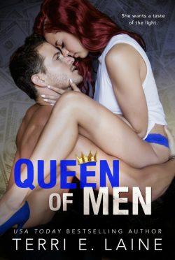 Release Day Blitz: Queen of Men (King Maker #2) by Terri E Laine