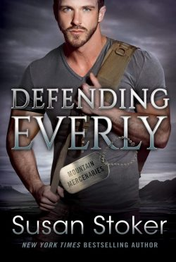 Release Day Blitz: Defending Everly (Mountain Mercenaries #5) by Susan Stoker