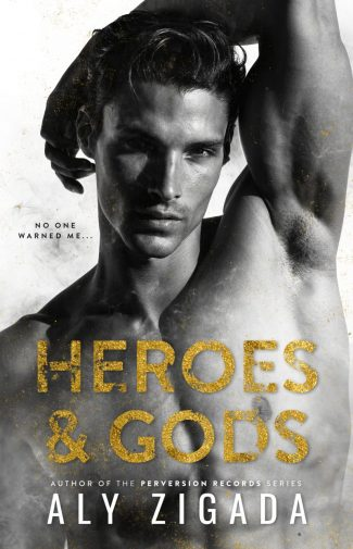 Cover Reveal & Giveaway: Heroes & Gods by Aly Zigada