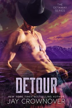 Release Day Blitz: Detour (Getaway #5) by Jay Crownover