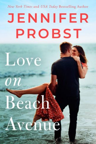Cover Reveal: Love on Beach Avenue (The Sunshine Sisters #1) by Jennifer Probst