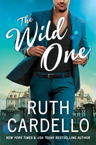 Release Day Blitz: The Wild One (Corisi Billionaires #2) by Ruth Cardello