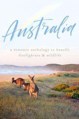 Cover Reveal: Australia: a Romance Anthology