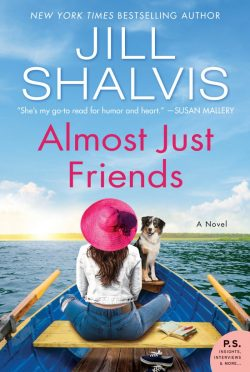 Release Day Blitz: Almost Just Friends (Wildstone #4) by Jill Shalvis