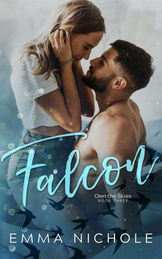 Release Day Blitz & Giveaway: Falcon (Own The Skies #3) by Emma Nichole