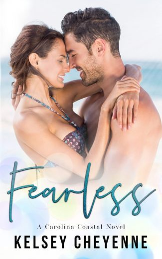 Release Day Blitz: Fearless (Carolina Coastal #2) by Kelsey Cheyenne
