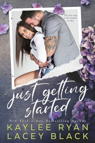 Cover Reveal: Just Getting Started (Fair Lakes #2) by Kaylee Ryan & Lacey Black