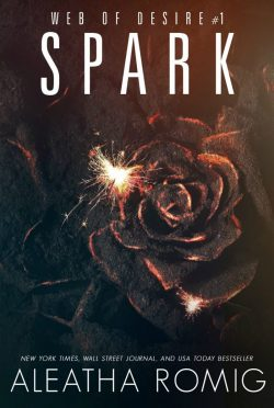 Release Day Blitz: Spark (Web of Desire #1) by Aleatha Romig