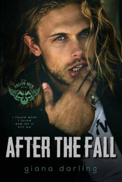 Cover Reveal: After the Fall (The Fallen Men #4) by Giana Darling