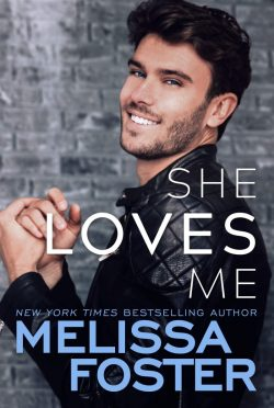 Cover Reveal: She Loves Me (Harmony Pointe #3) by Melissa Foster