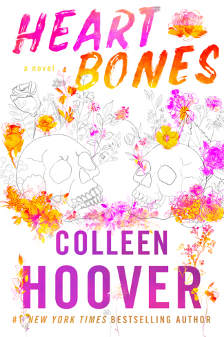 Cover Reveal: Heart Bones by Colleen Hoover