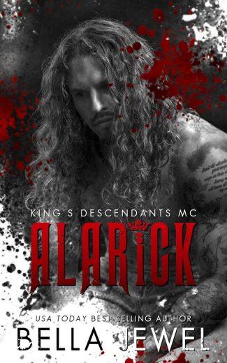 Cover Reveal: Alarick (King's Descendants #1) by Bella Jewel
