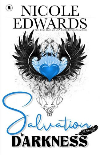 Release Day Blitz: Salvation in Darkness (Misplaced Halos #2) by Nicole Edwards