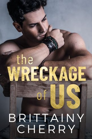Cover Reveal: The Wreckage of Us by Brittainy C Cherry