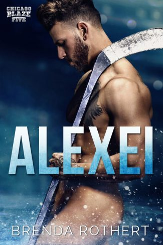 Release Day Blitz: Alexei (Chicago Blaze #5) by Brenda Rothert
