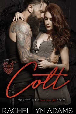Release Day Blitz & Giveaway: Colt (Desert Sinners MC #2) by Rachel Lyn Adams
