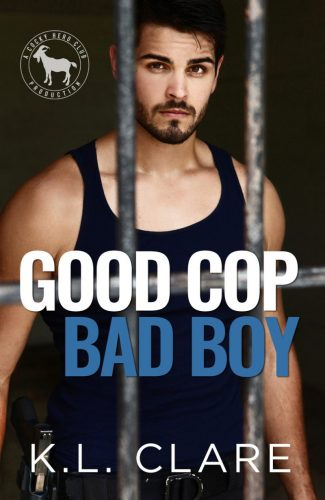 Cover Reveal & Giveaway: Good Cop, Bad Boy (A Cocky Hero Club Novel) by KL Clare