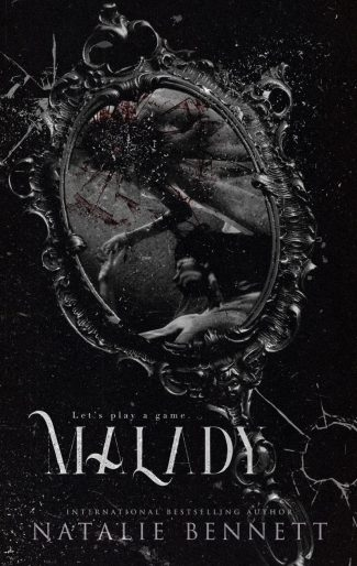 Cover Reveal: Malady (Deviant Games #2) by Natalie Bennett