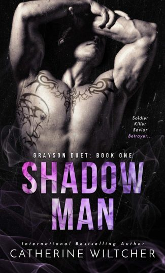 Cover Reveal: Shadow Man (Grayson Duet #1) by Catherine Wiltcher
