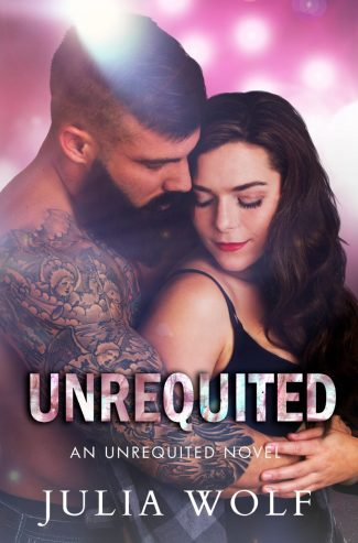 Cover Reveal & Giveaway: Unrequited (Unrequited #1) by Julia Wolf