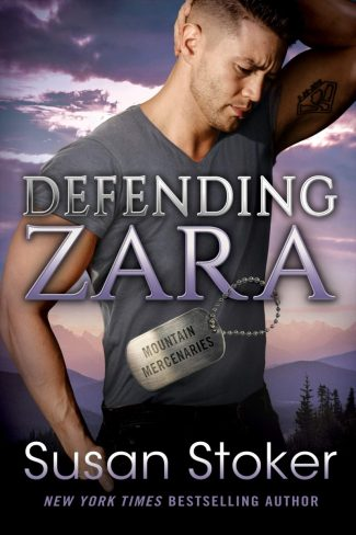 Release Day Blitz: Defending Zara (Mountain Mercenaries #6) by Susan Stoker