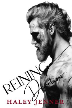 Cover Reveal: Reining Devotion (Chaotic Rein #2) by Haley Jenner