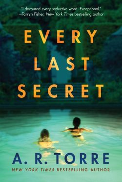 Cover Reveal: Every Last Secret by Alessandra Torre