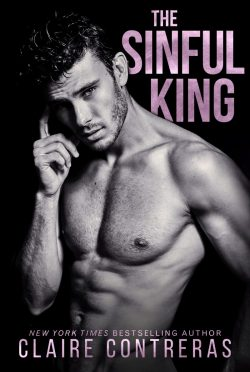 Release Day Blitz: The Sinful King (Sexy Royals #1) by Claire Contreras